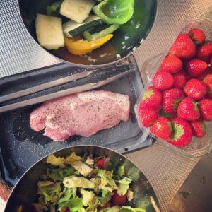 Barbecue-ingrediënten - Foto: Wil Stutterheim